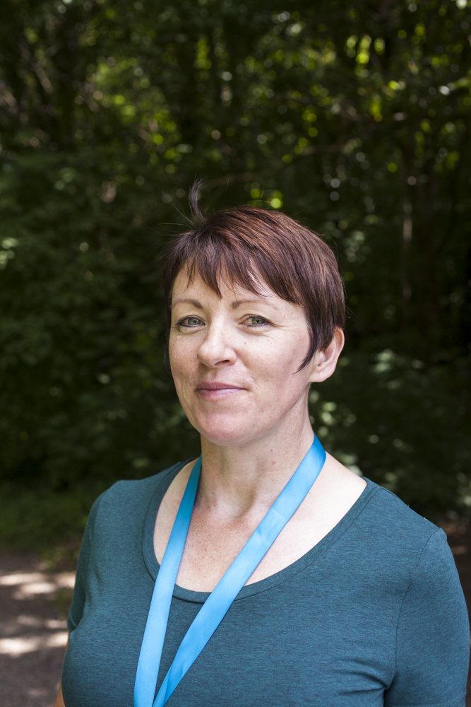 Janet is one of our highly experienced forest school leaders