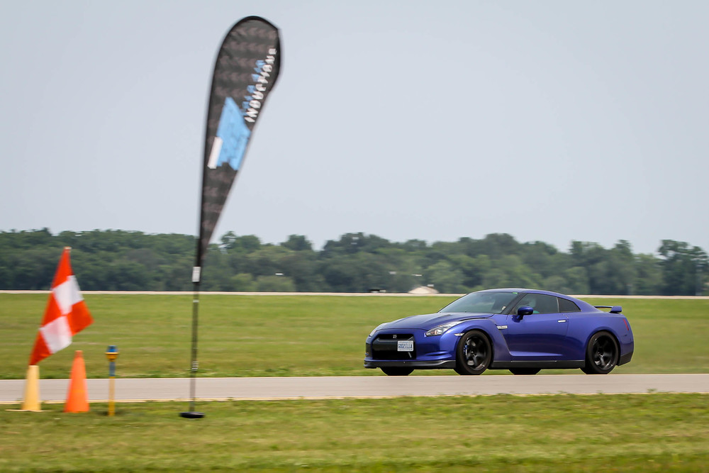 Congratulations to Craig on being the fastest vehicle of the weekend with his Nissan GTR running an impressive 182.2mph.  Driven from Toronto Canada.