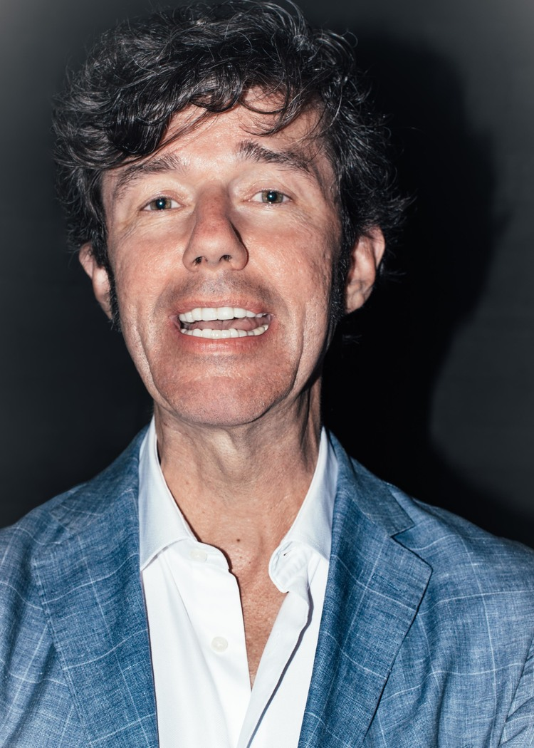 STEFAN SAGMEISTER - The Happy Man with the Happy Showand the Happy Film