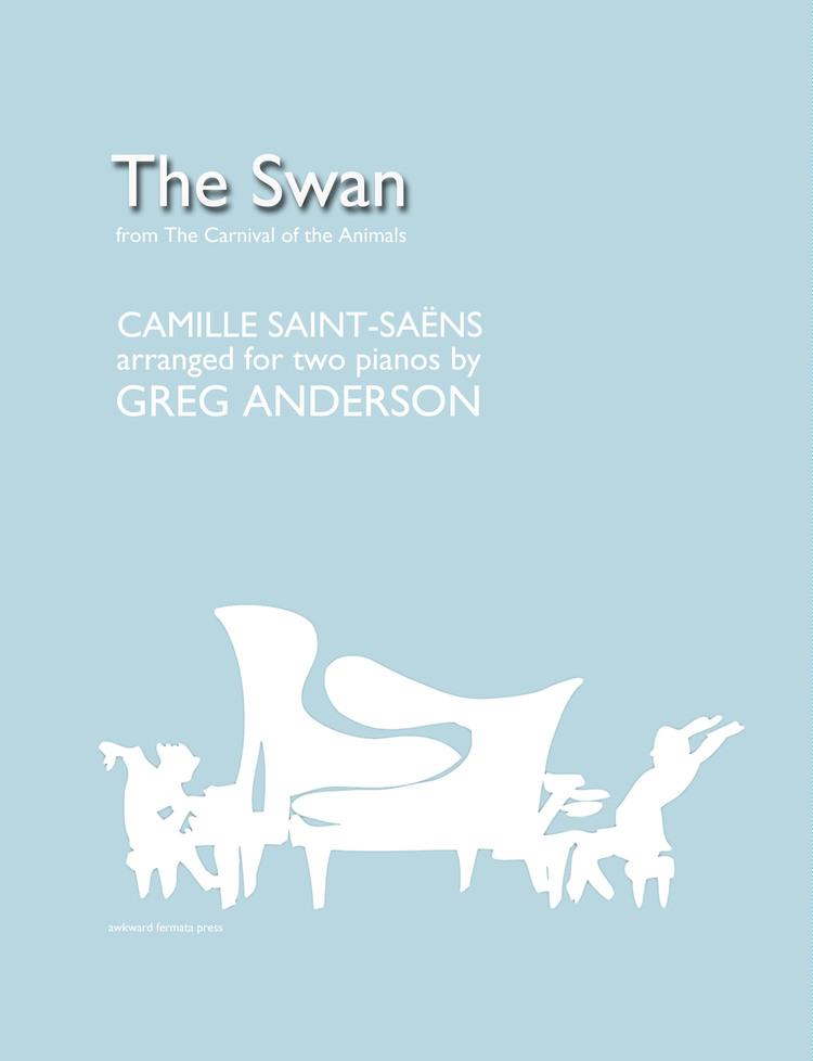 Saint-Saëns: The Swan — Anderson & Roe Piano Duo