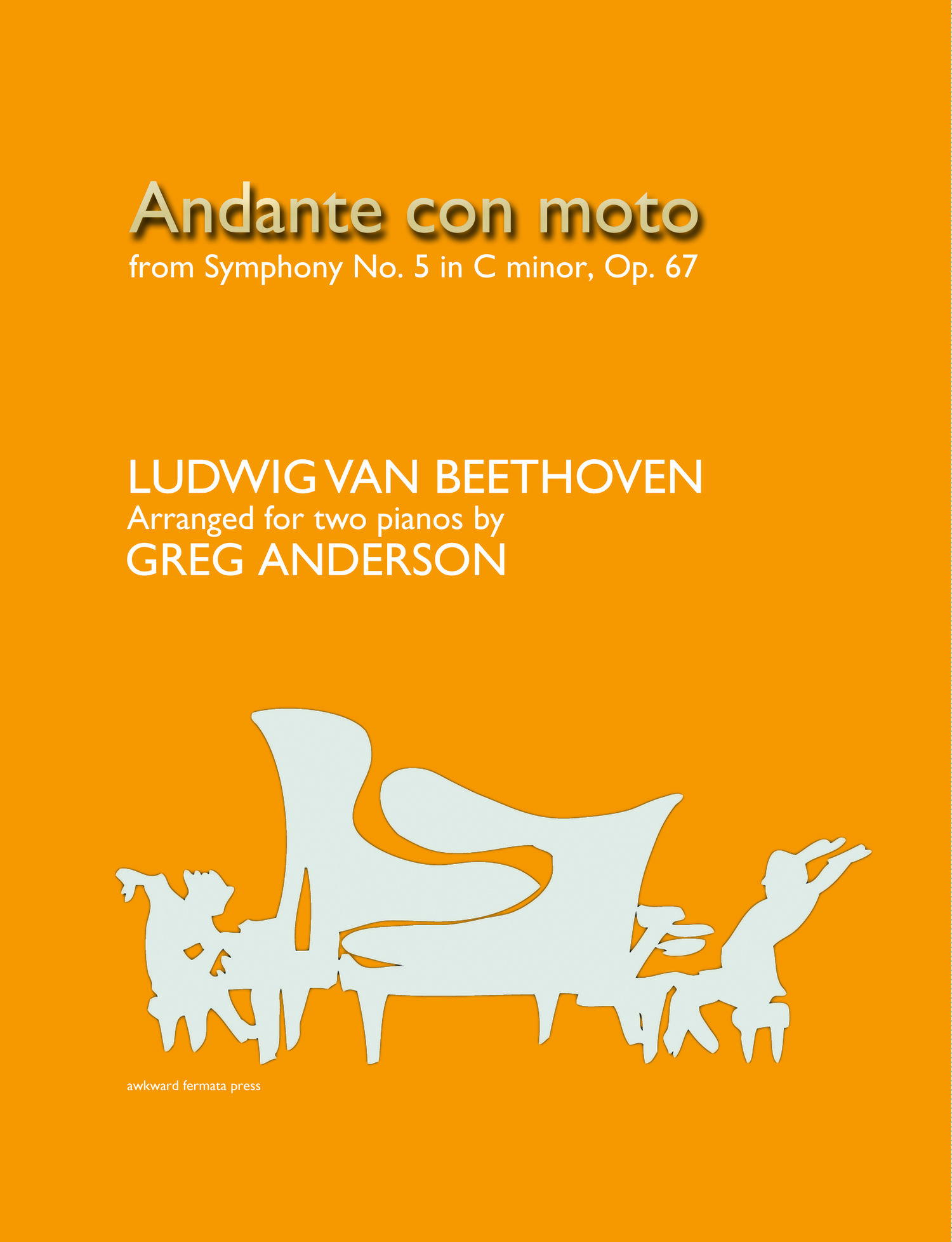 5Th Symphony beethoven: 5th symphony — anderson & roe piano duo