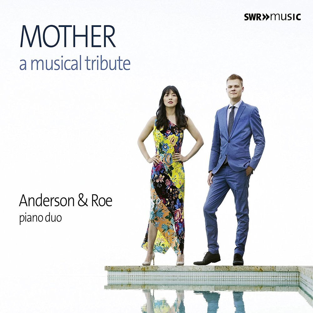"Featured on Anderson & Roe's latest album, "" Mother """