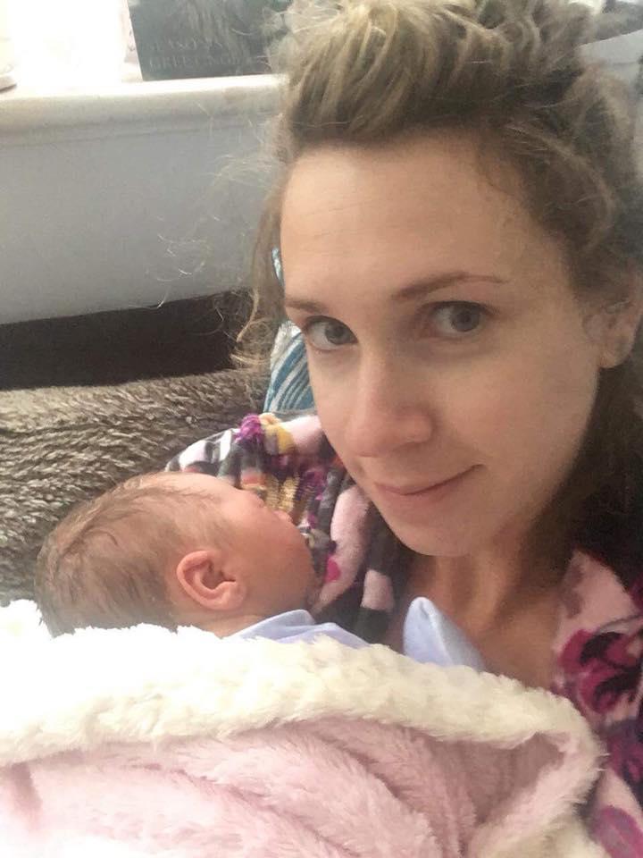 Birth Story - Sophie and baby Indigo — The Positive Birth Company
