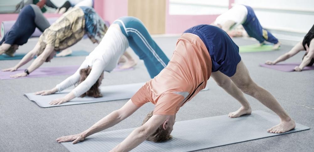 yoga plaza castilla