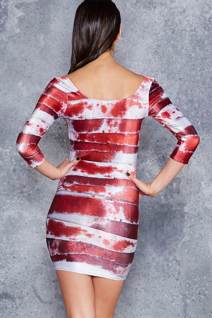 Bleeding Mummy Dress $99
