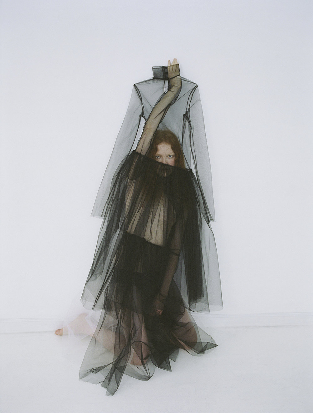 Inspiration - As with most high end designers, they serve as inspiration for me rather than anything I would be able to actually buy, so my main take away from Vega's work is to pair tons of tulle with something utilitarian - I need to get on board with that asap.