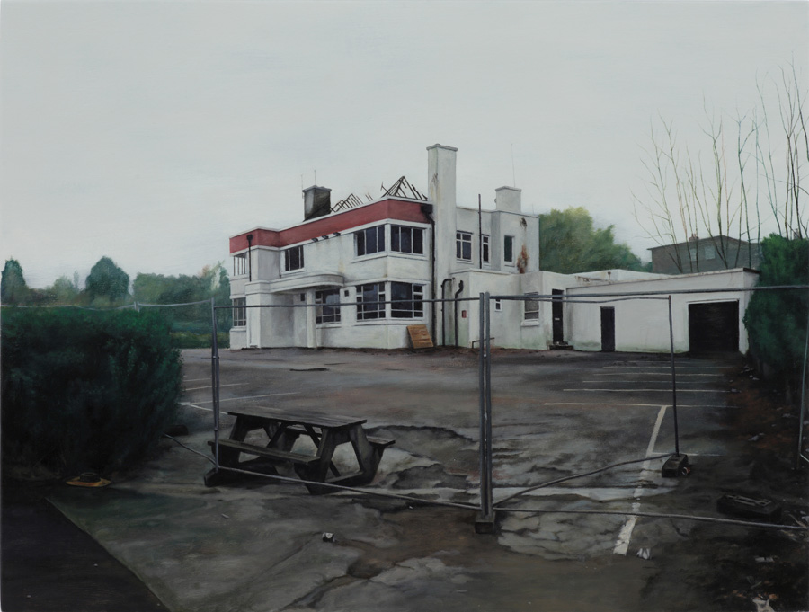 george shaw the age of bullshit 2010.jpg