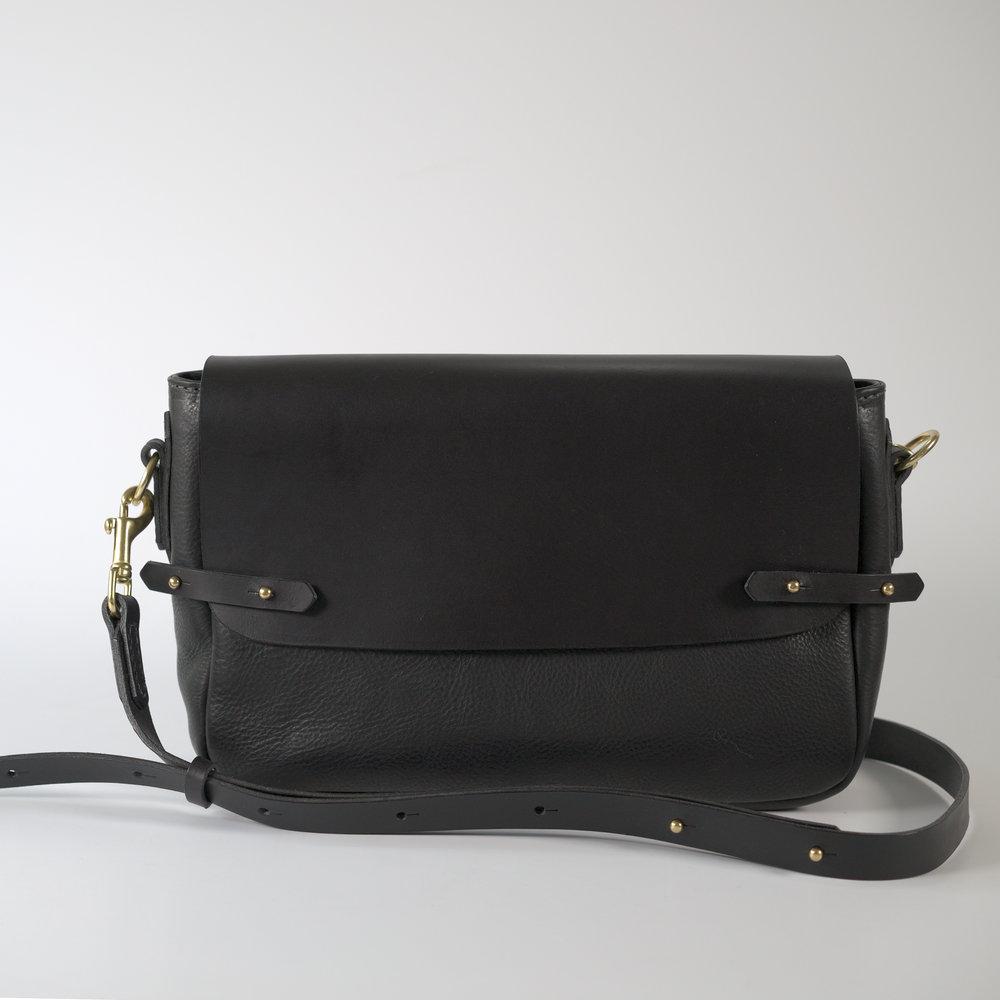 Handmade-leather-mini-satchel-black-front.jpg
