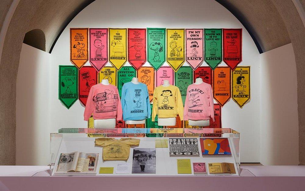 Good grief Charlie Brown Exhibition Installation Shot.jpg