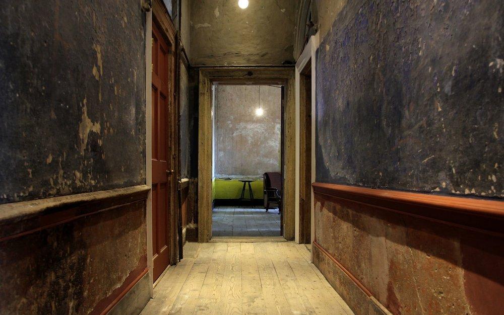 The-striking-red-raddle-and-Reckitt's-Blue-painted-hallways-of-14-Henrietta-Street.jpg