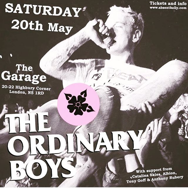 This Saturday in London 👯♂️👯♂️