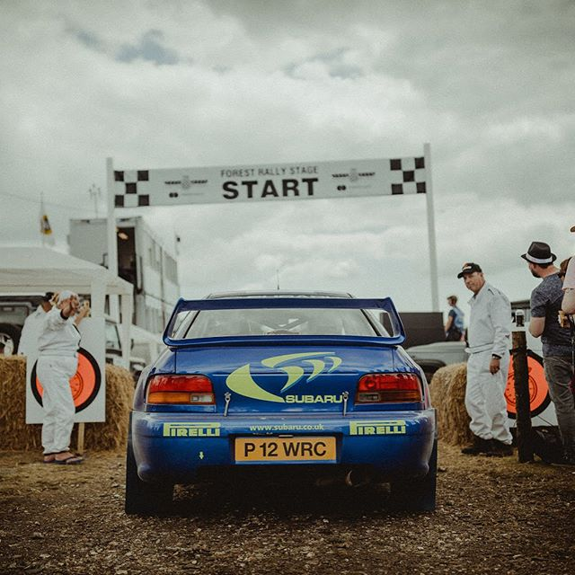 Looking back at the Festival of Speed this year. Still trying to find the time to go through the shots but here's some rally related ones. . . . #subaru #rally #goodwood #fos #goodwoodfos #rally #wrc #start #motorsport #ford #audi #forestrally #rallystage #motorsportphotography #porsche #911 #impreza #dirt #dust