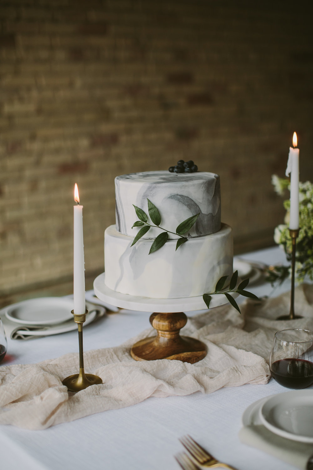 Styled Shoot: Industrial Romance