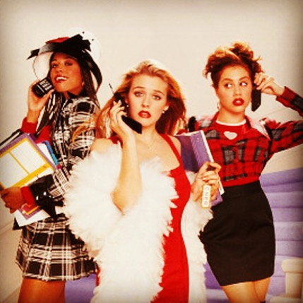 Congratulations @dfurcall for finally seeing #Clueless