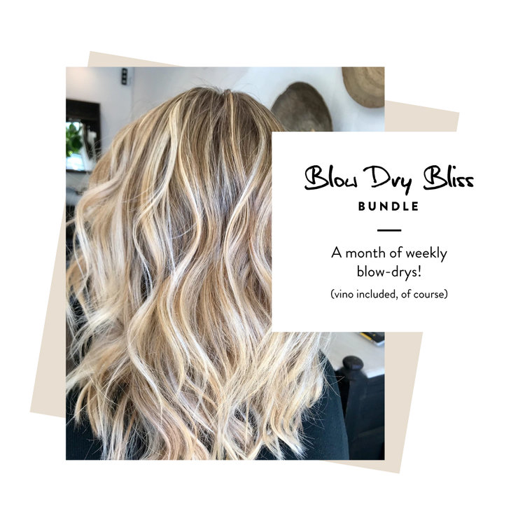 Blowdry Package