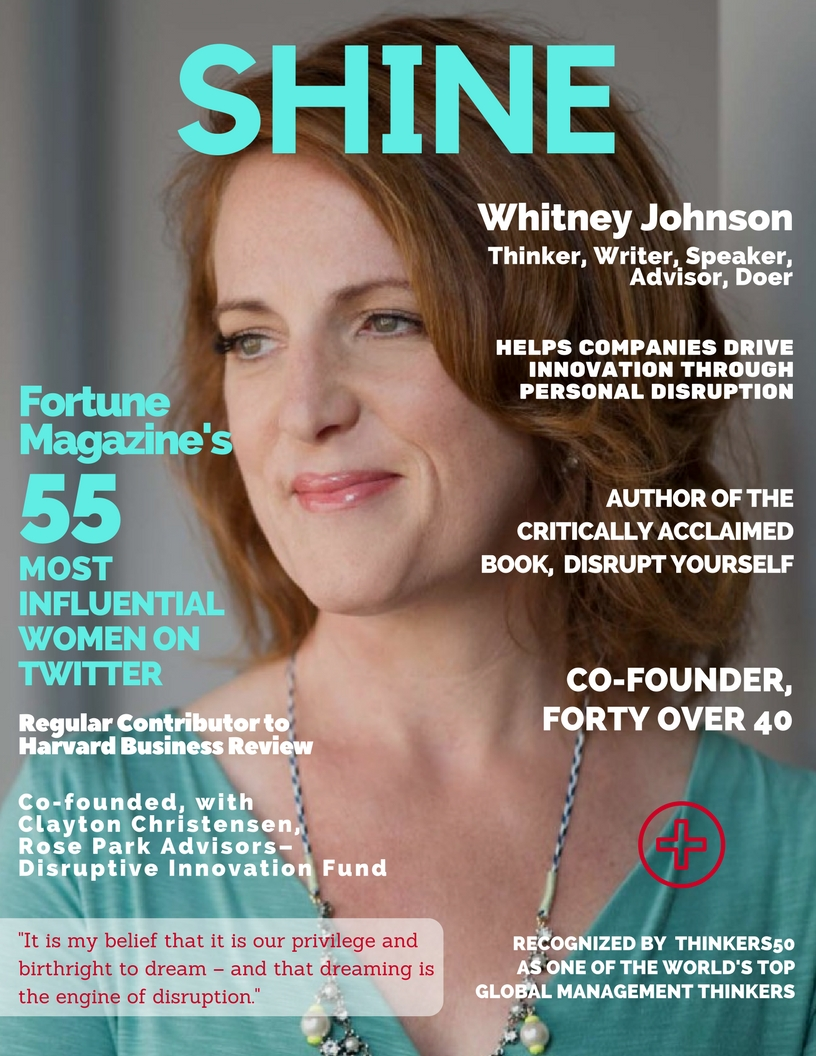 Whitney Johnson