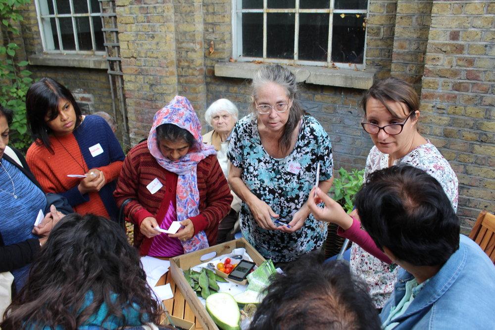 Seed-saving workshop