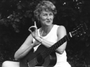 Peggy Seeger   Folk legend, activist and feminist.
