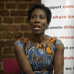 MARIA ADEBOWALE- SCHWARTE  Founding Director of leading social enterprise and think tank Living Space Project, Maria Adebowale-Schwarte is a specialist in urban place making and green space, and an advocate for inclusive and collaborative decision making.