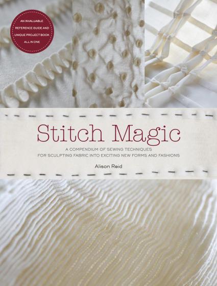 Stitch Magic Scarf Abrams Craft