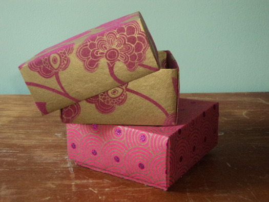 Liana S Valentine Treat Boxes Abrams Craft