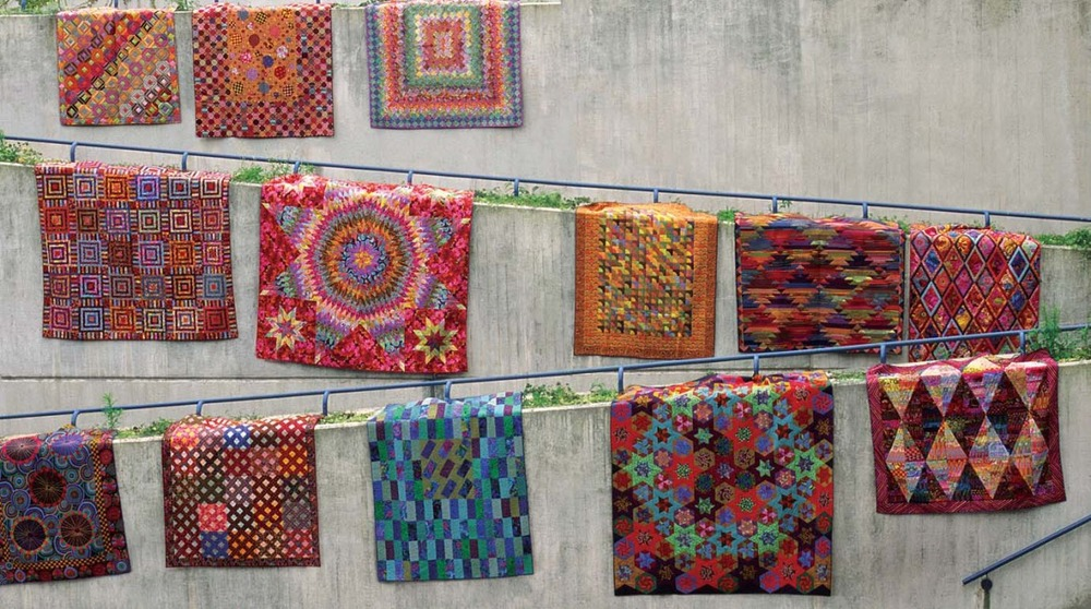 Sssq Quilt Along With Kaffe A Q Amp A With Kaffe And Liza