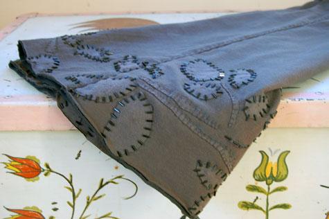 Alabama Stitch Book Swing Skirt Finished Alabama Studio