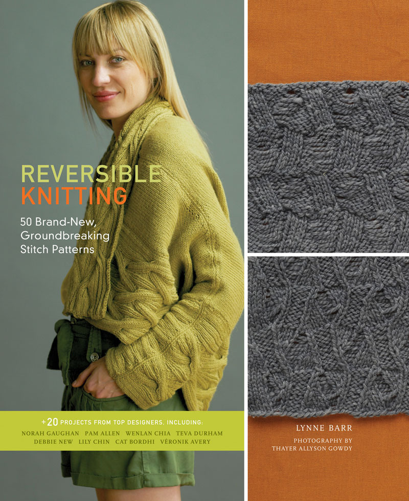 Reversible Knitting Blog Tour Contest And Alternate