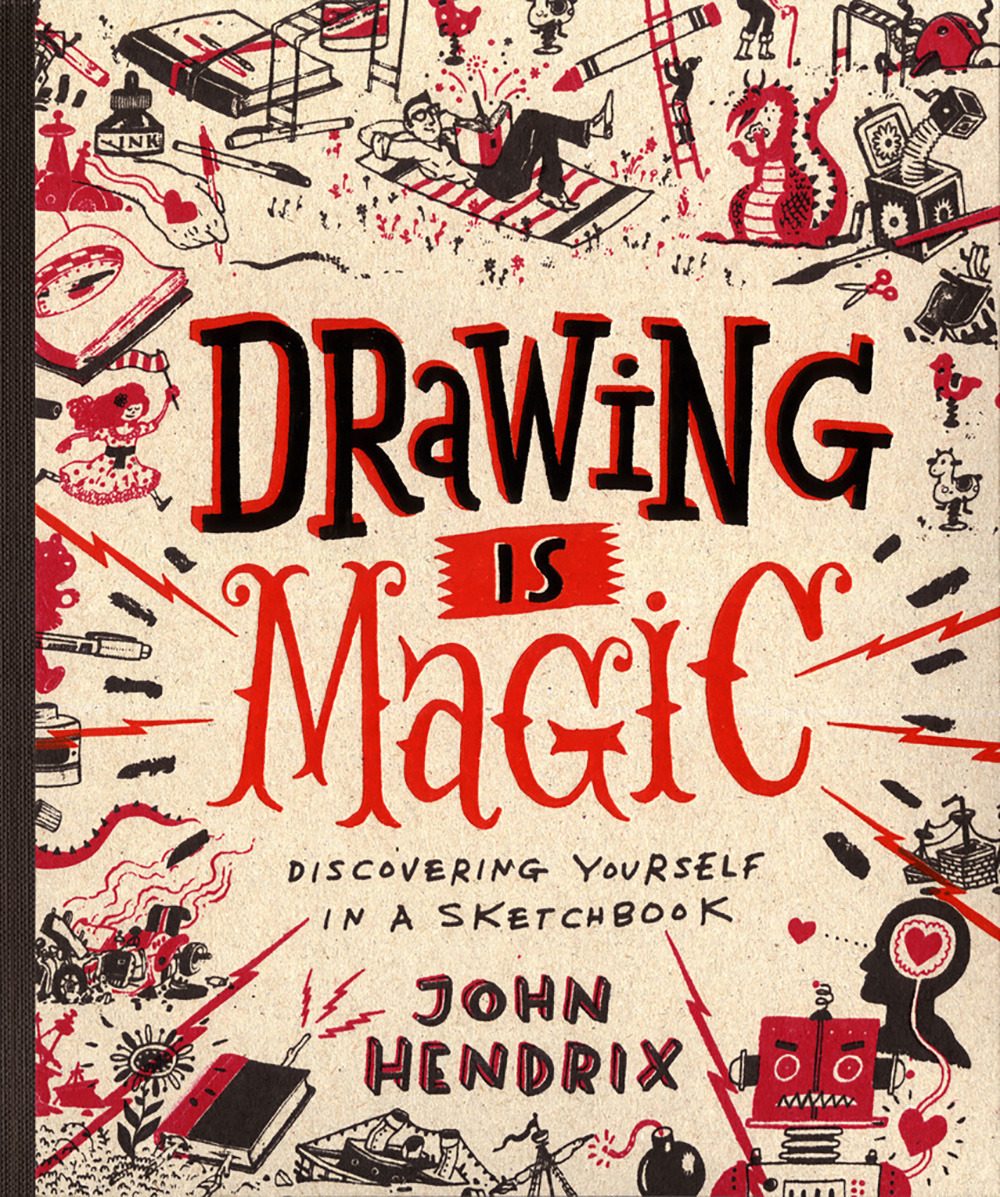 Drawing Is Magic Grab Your Pen And Discover Abrams Craft