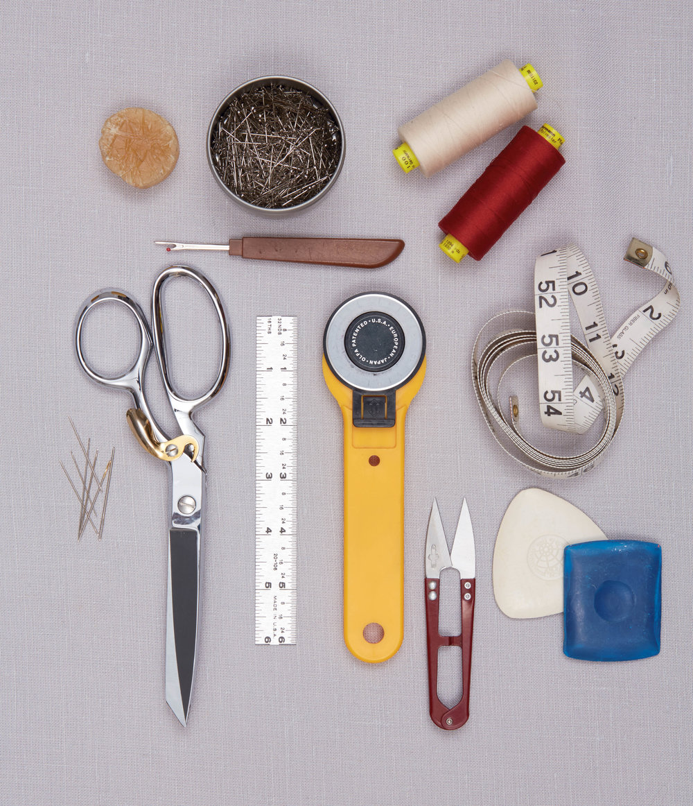 Sewing essentials