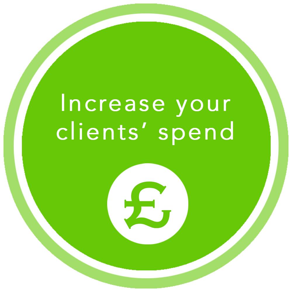 Increase Vet's Client Spend