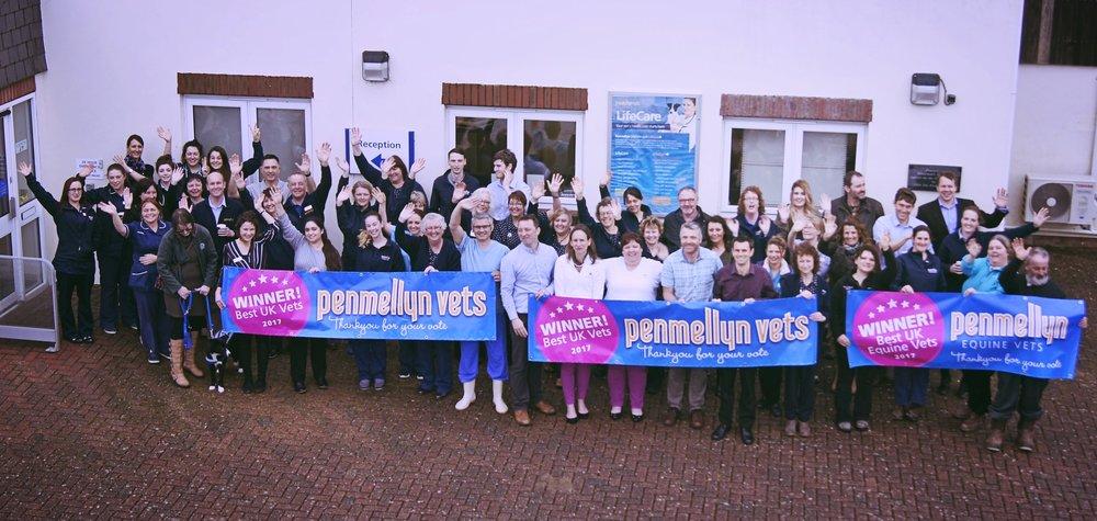 2017 Penmellyn Vets, St Columb