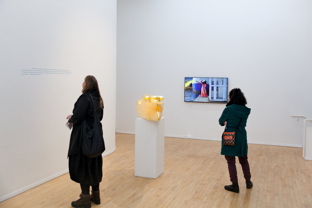 Installation view. Photo: Dennis Helm.
