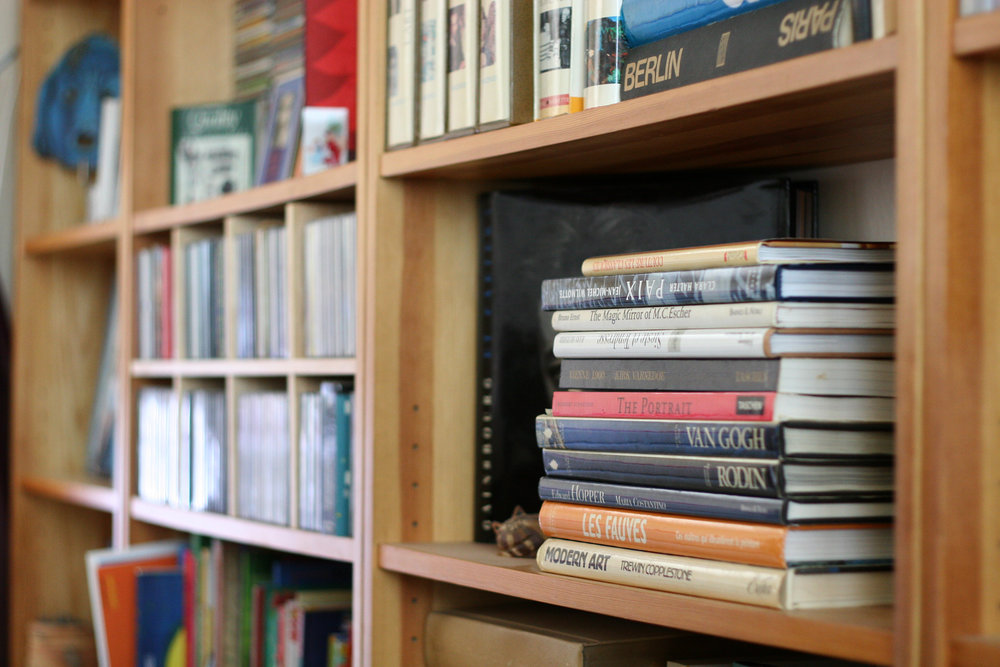 1. Removing Physical Books - Less Storage -