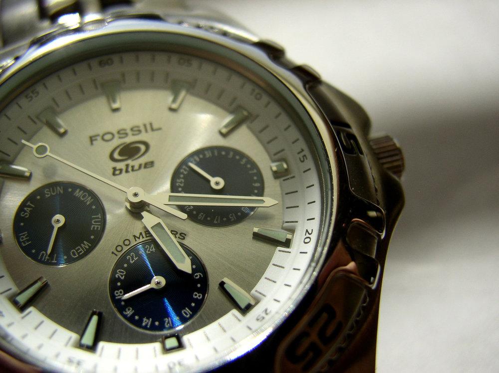 3. Wristwatch -