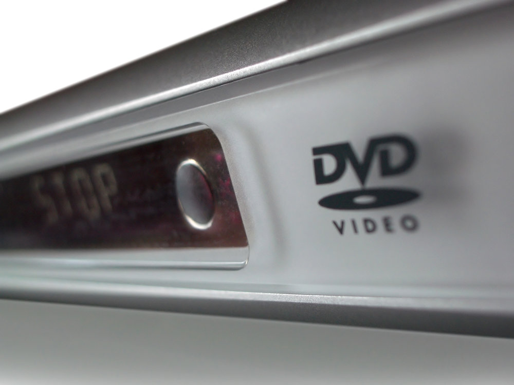 6. DVD Player and DVD's -