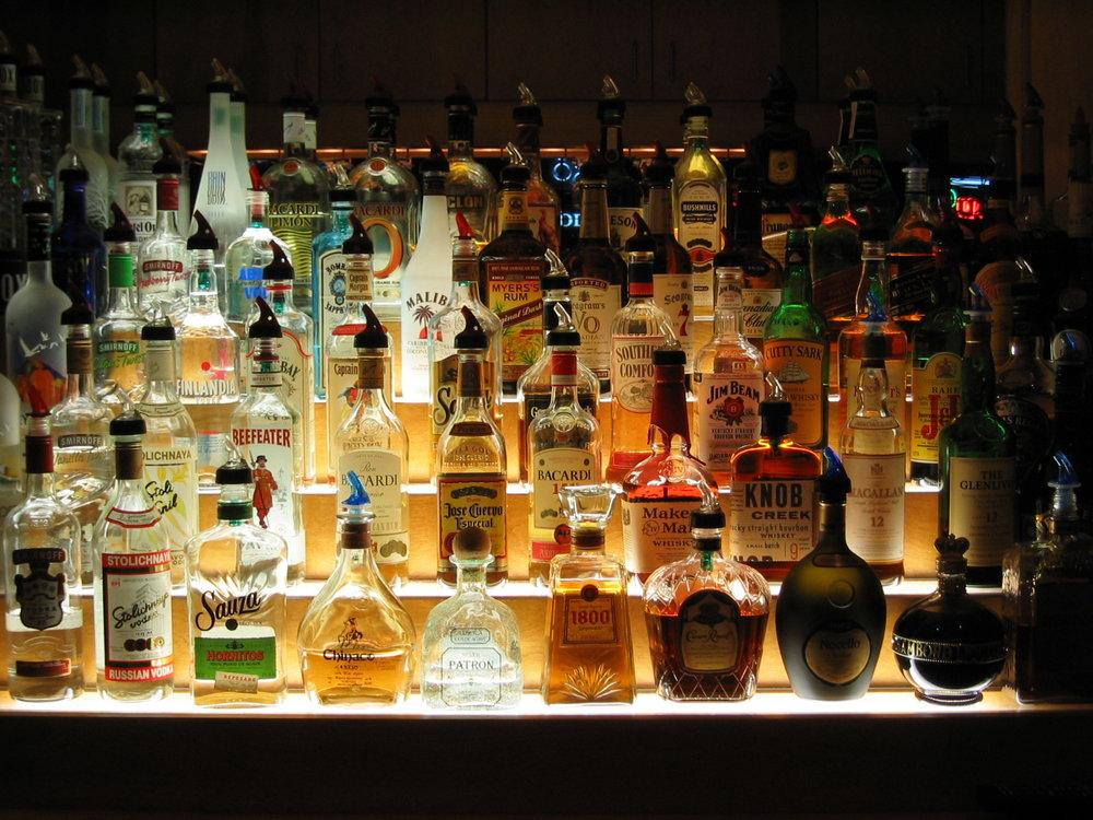 9. Alcohol -