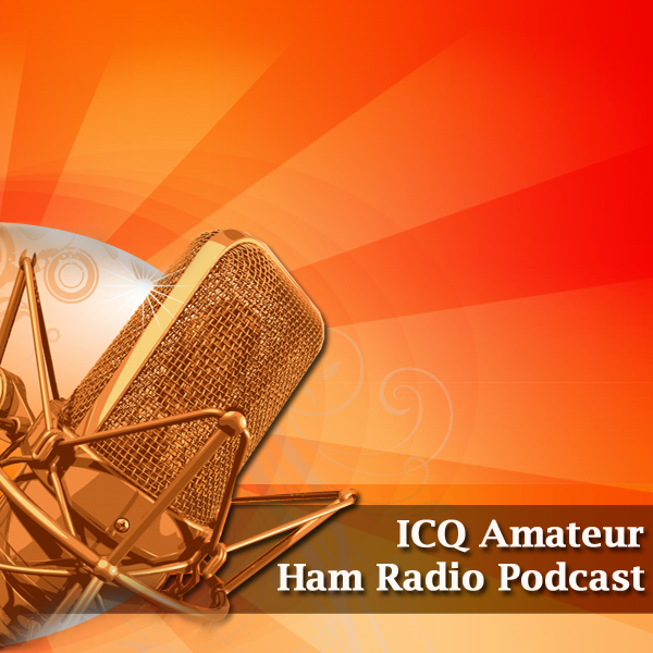 ICQ Podcast Episode 251 - G8BBC