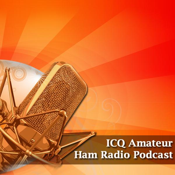 ICQ Podcast Episode 251 - G8BBC
