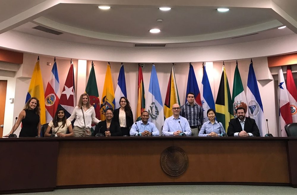 Visit to the Inter-American Court of Human Rights