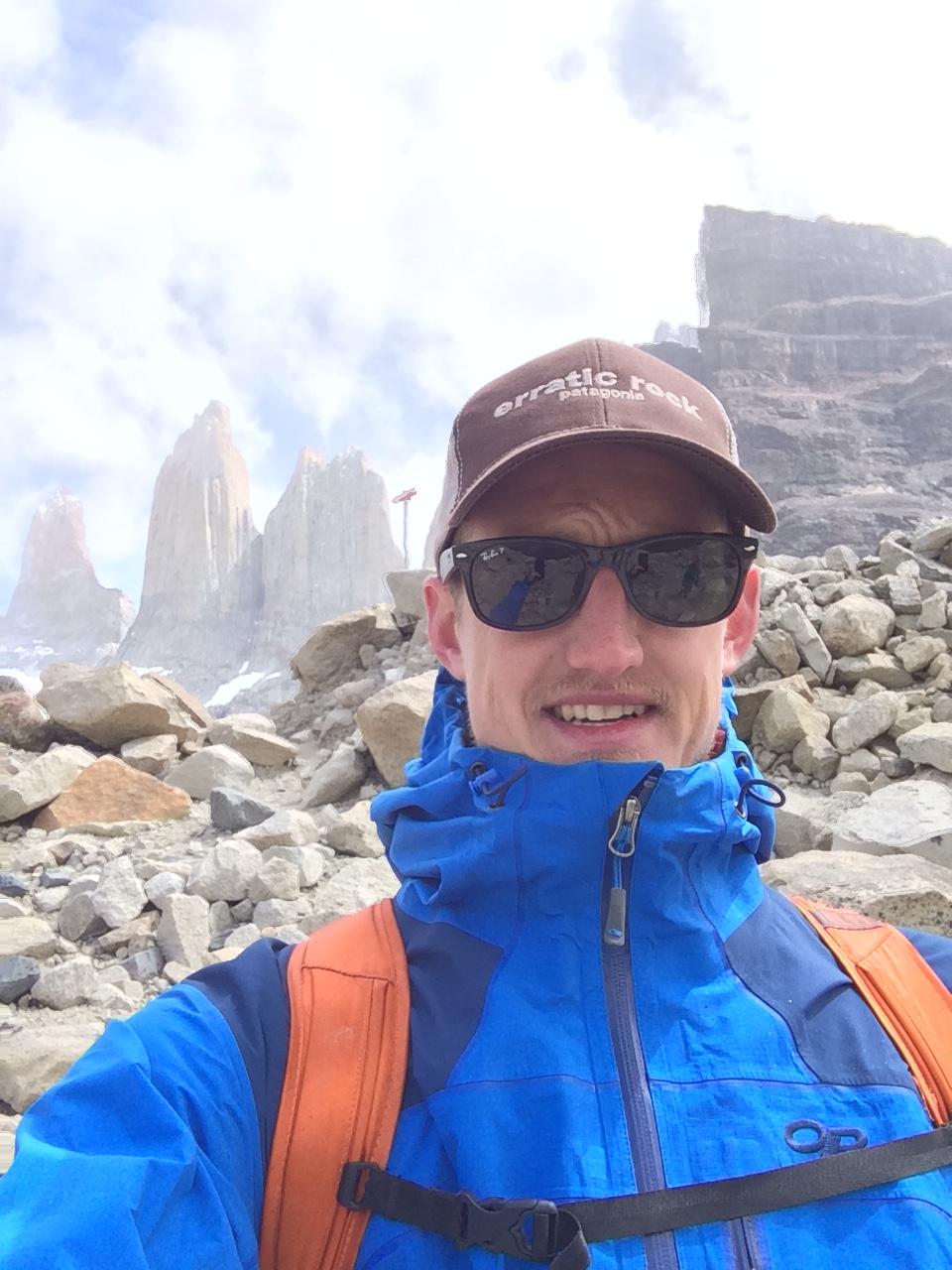 Drew Wendeborn - Wilderness Ranger Intern 2010