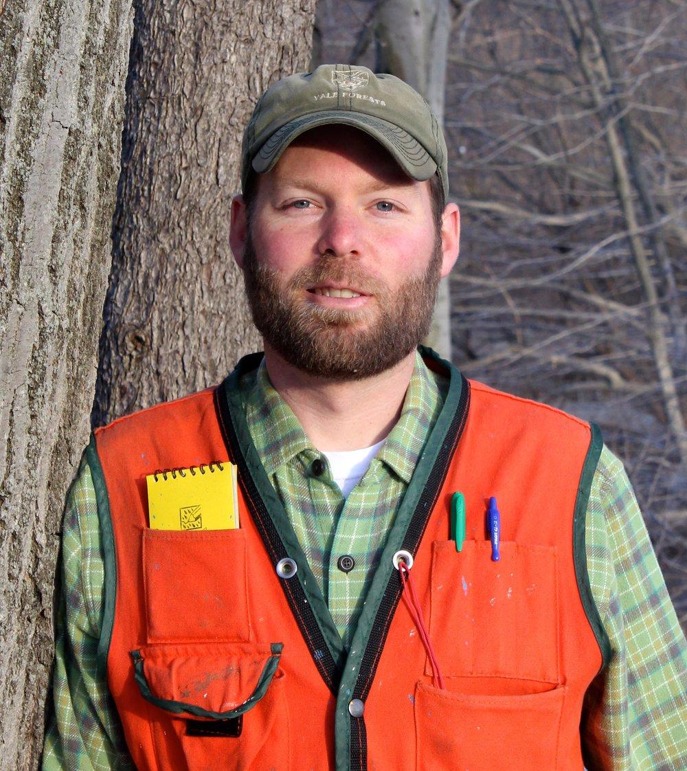 Shane Hetzler - Wilderness Ranger Intern 2011