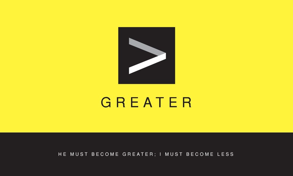 GREATER CAMPAIGN