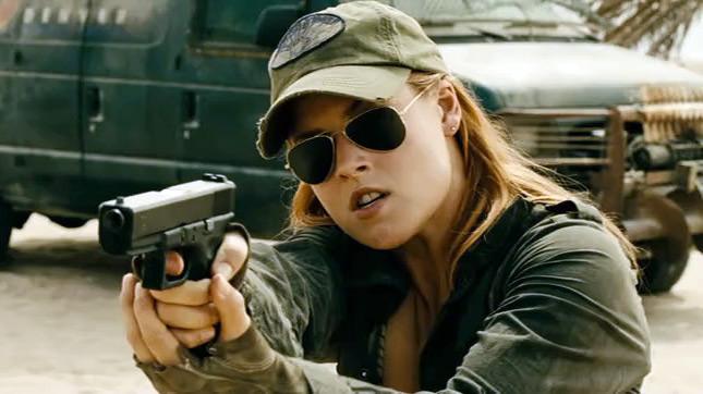 Resultado de imagen para Ali Larter como Claire Redfield