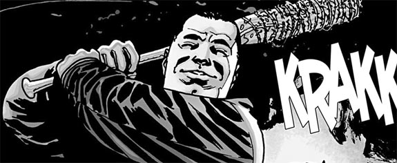 Negan será perfecto en la serie de The Walking Dead