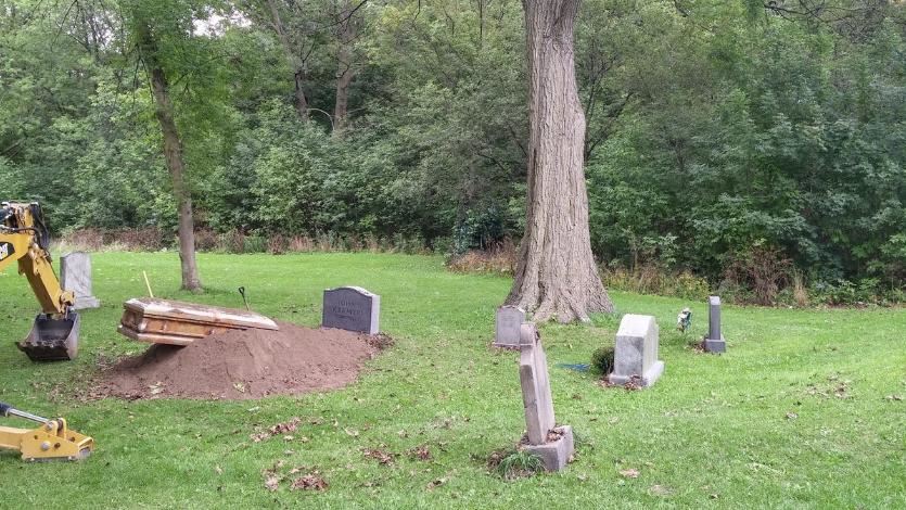 john kramer tumba
