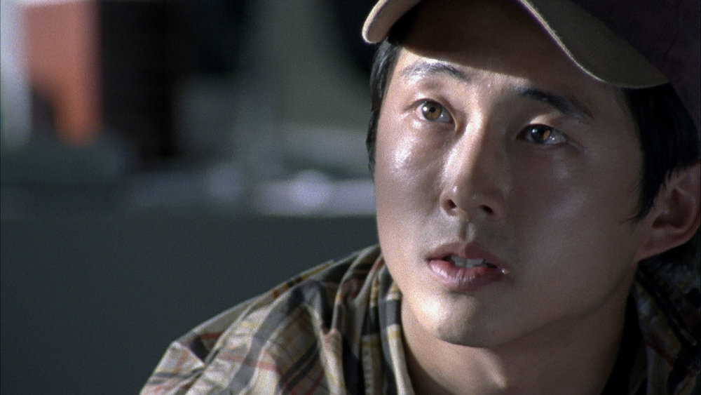 glenn walking dead