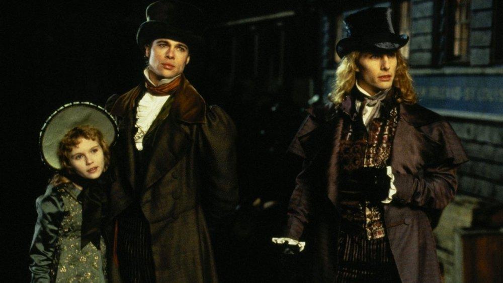 entrevista con el vampiro serie