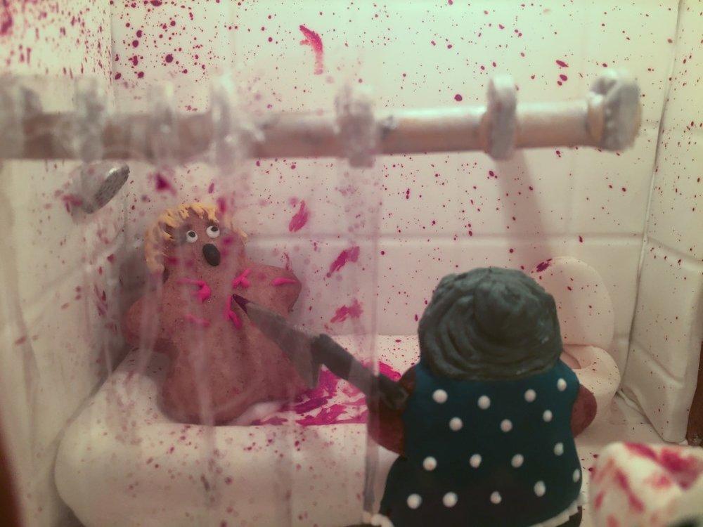 escena ducha jengibre