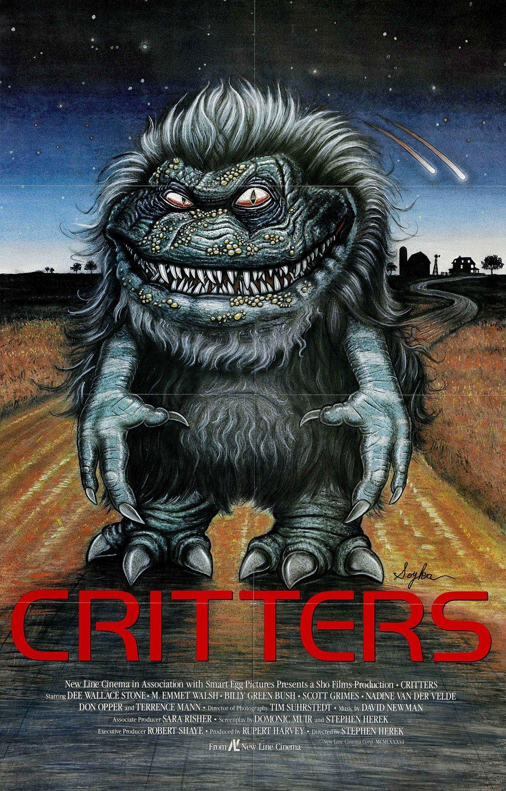 trailer de critters